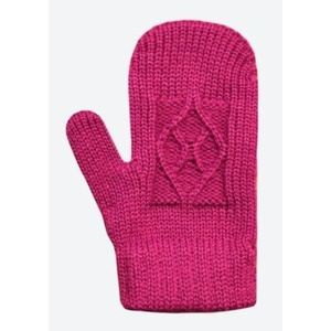 Copii tricotat merinos manusi Kama RB202 114, Kama