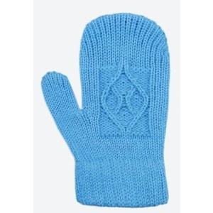 Copii tricotat merinos manusi Kama RB202 115, Kama