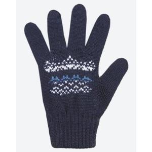 Copii tricotat merinos manusi Kama RB203 108, Kama