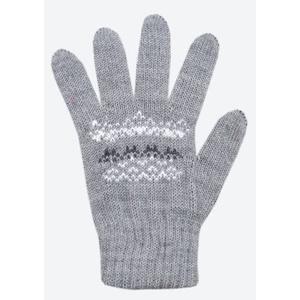 Copii tricotat merinos manusi Kama RB203 109, Kama