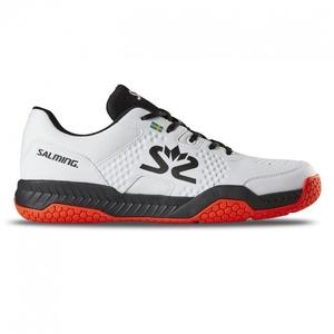 Pantofi Salming șoim curte pantof bărbaţi Alb / Negru, Salming