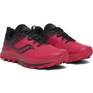 Pentru bărbaţi cruce țară pantofi Saucony vindereu 10 Roșu / Negru, Saucony