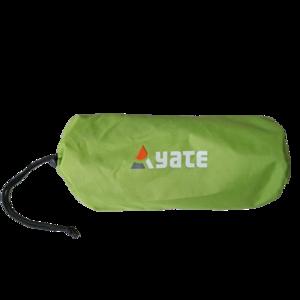 auto pernă YATE verde 43x26x9 cm, Yate