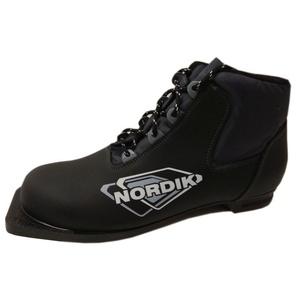 Locuri alergare pantofi NN Skol coloană vertebrală nordic Negru N75, Skol