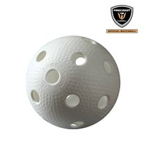 floorball balon Precision super ligă Alb, Precision