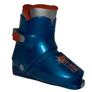 schi pantofi Lange T-Kid albastru, Lange