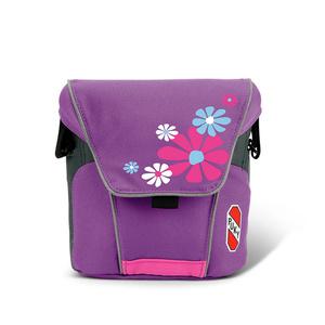 sac pe ghidonul pentru scutere şi montat rotund minunat violet 9722, Puky