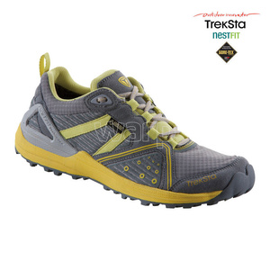 Pantofi Treksta modifica ego-ul GTX femeie gri / galben, Treksta