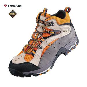 Pantofi Treksta TrekSta arțar GTX portocaliu / gri om, Treksta