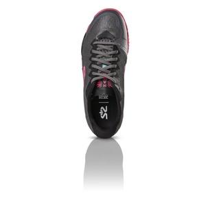 Pantofi Salming șoim pantof femei Gunmetal / roz, Salming