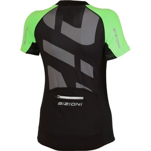 ciclo jersey Lasting WD73 negru-verde, Lasting